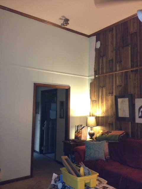 Leaving The S Dark Living Room Panelling Behind Pathouie